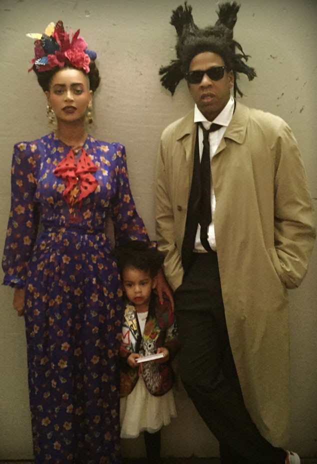 Beyoncé Blue Ivy and Jay Zu0027s Second Halloween Costumes Are Just as Good as Their Firstu2014See the Pics!  sc 1 st  Fort McMurray & Beyoncé Blue Ivy and Jay Zu0027s Second Halloween Costumes Are Just as ...
