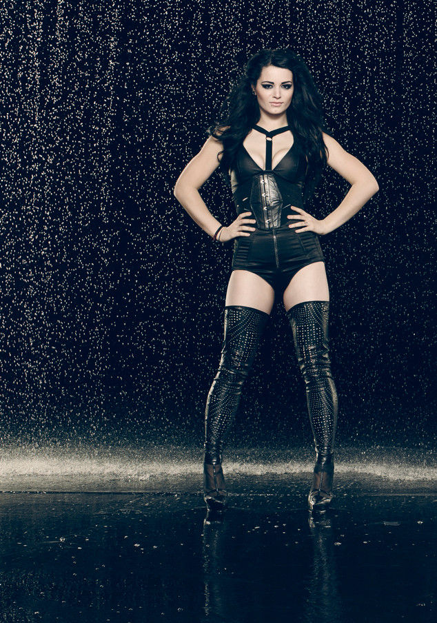 Super Hot Wwe Star Paige Dishes On Joining Total Divas Im Not Used To Being Me