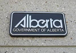 municipal infrastructure, Alberta government