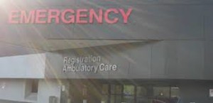 Northern Lights Regional Health Centre, ER wait times