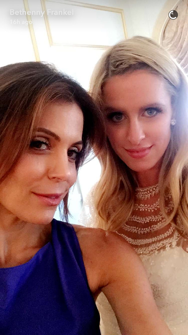 Nicky Hilton Honored At A Second Baby Shower And Reunites
