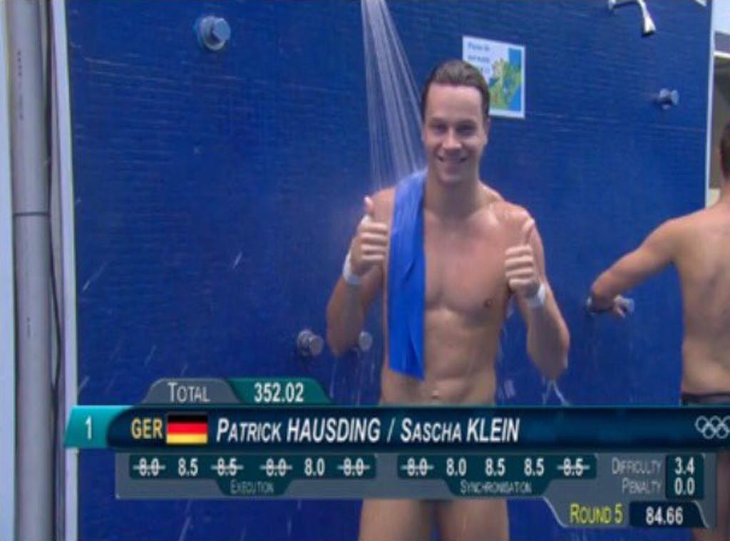 Голые олимпийские игры фото