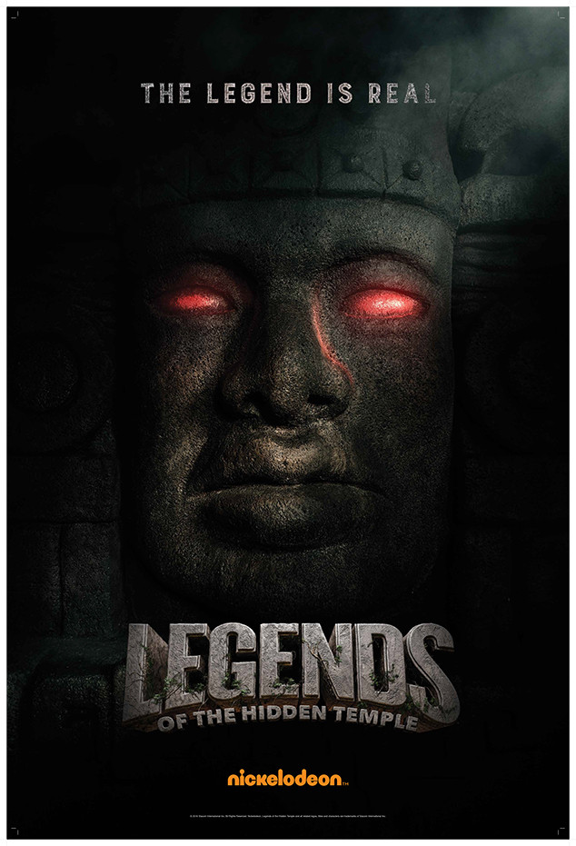 The New Legends of the Hidden Temple Trailer Is More Intense