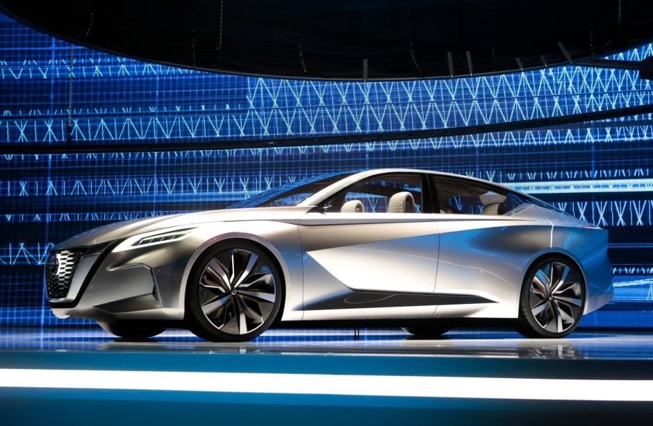 Detroit Auto Show Presents New And Electrifying Ideas Fort - Car show news