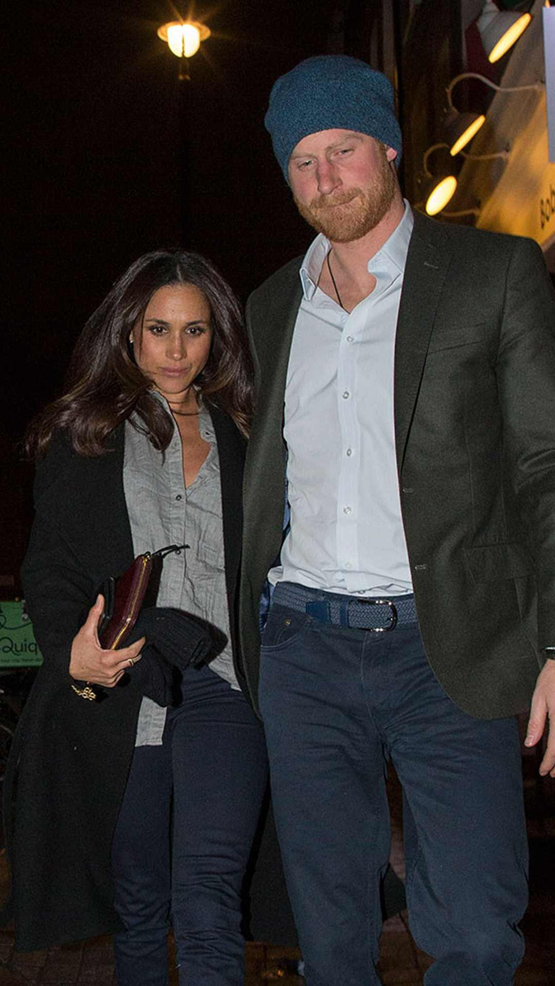 Prince Harry Had A Crush On Meghan Markle 2 Years Before They Met