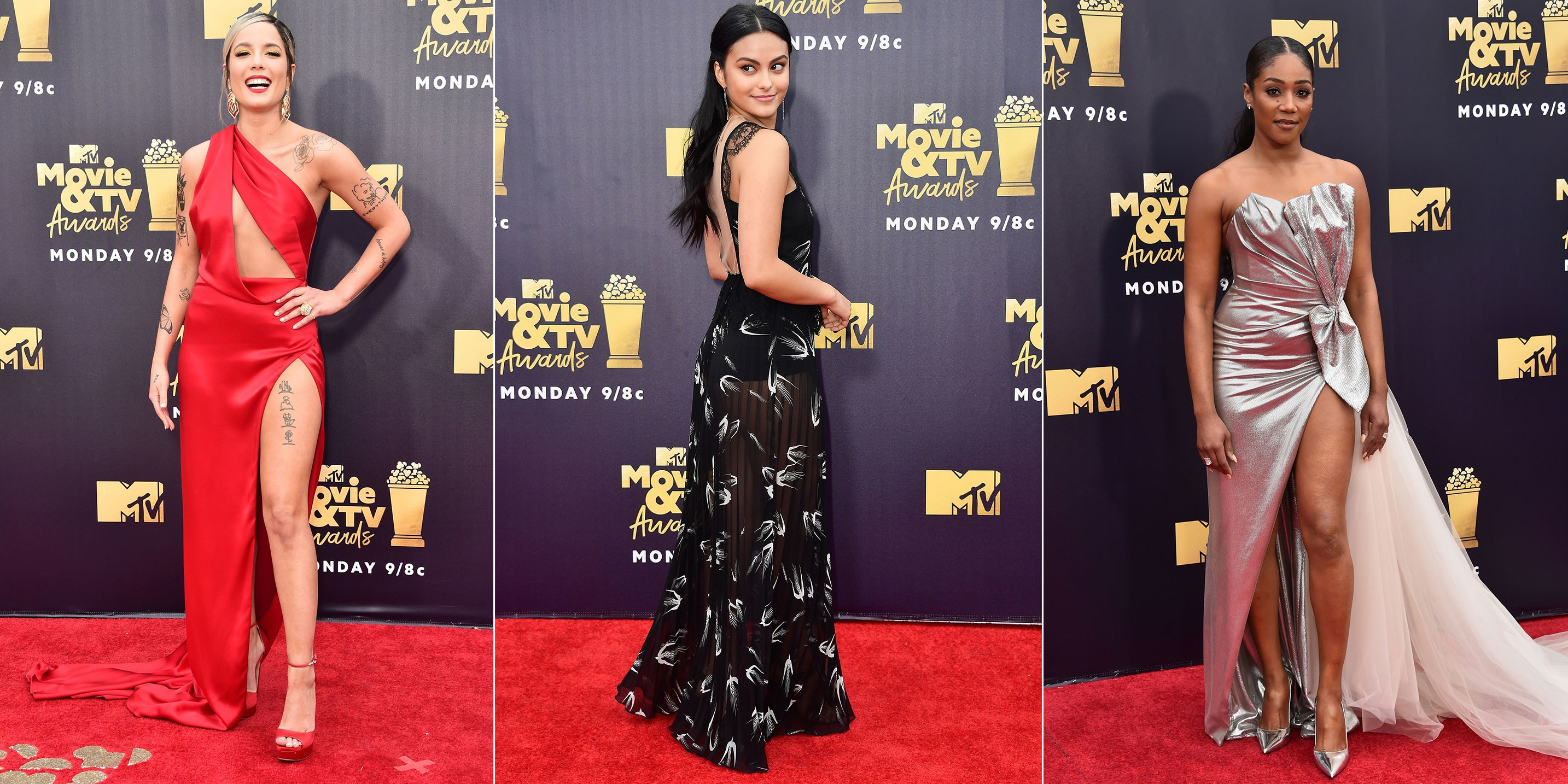 Mtv Movie Tv Awards 2018 Red Carpet Best Looks Fort Mcmurray
